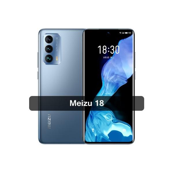 Meizu 18 - 8GB/256GB - Snapdragon 888 - 120 Hz - Meizu - TradingShenzhen.com
