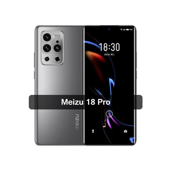 Meizu 18 Pro - 8GB/128GB - Snapdragon 888 - 120 Hz - Meizu - TradingShenzhen.com