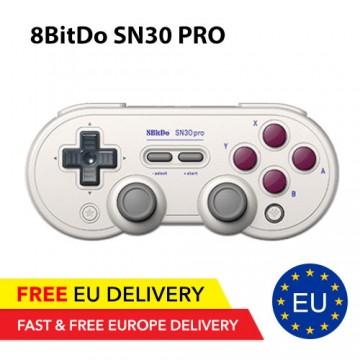 8BitDo SN30 Pro Controller - Bluetooth - GLOBAL - 8BitDo - TradingShenzhen.com