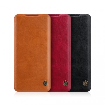 OnePlus 9 Pro Qin Leather Flipcover *Nillkin* - Nillkin - TradingShenzhen.com