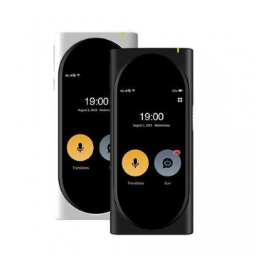 Langogo Genesis Translator - eSIM - AMOLED Display - Oppo - TradingShenzhen.com
