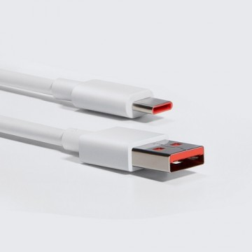 Xiaomi Mi 6A Type C fast charging cable - 120 W support - Xiaomi - TradingShenzhen.com