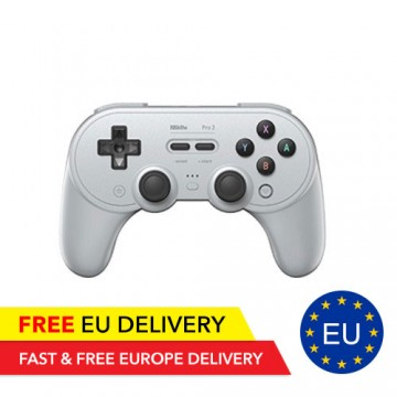 8BitDo Pro 2 Controller - EU WAREHOUSE - 8BitDo - TradingShenzhen.com