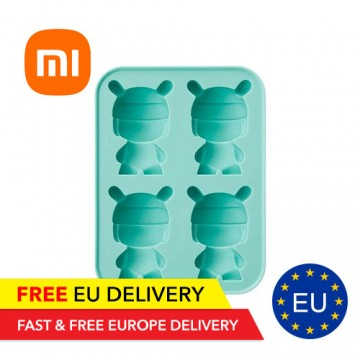 Xiaomi Mitu Silicone Mould - for Icebox & Oven - Pack of 2 - Xiaomi - TradingShenzhen.com