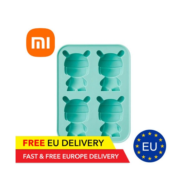 Xiaomi Mitu Silikonform - für Eisfach & Backofen - 2er Pack - Xiaomi - TradingShenzhen.com