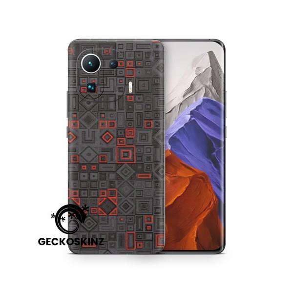 GeckoSkinz - Oriental Black/Red - GeckoSkinz - TradingShenzhen.com
