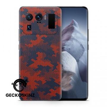 GeckoSkinz - Red Camouflage - GeckoSkinz - TradingShenzhen.com