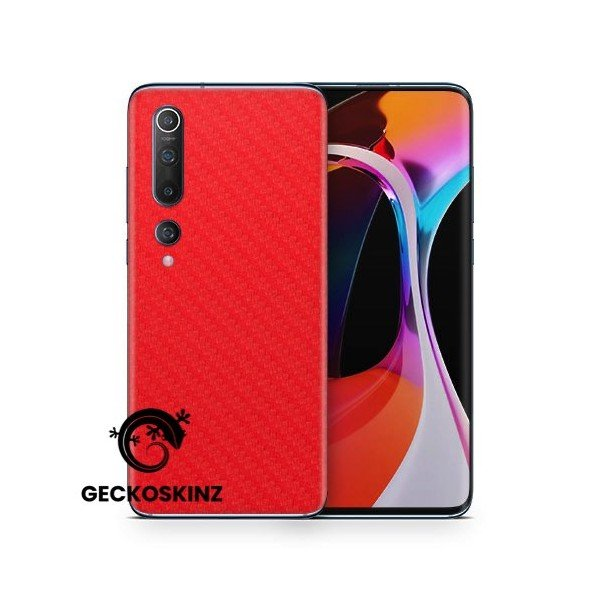 GeckoSkinz - Red Carbon - GeckoSkinz - TradingShenzhen.com