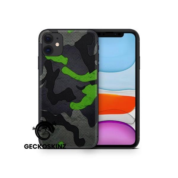 GeckoSkinz - Camouflage Green Glow - GeckoSkinz - TradingShenzhen.com