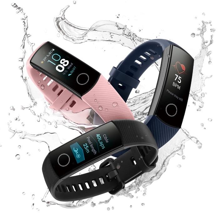 Купить Умный браслет Huawei Honor Band 4 Черный в магазине Миру Мир