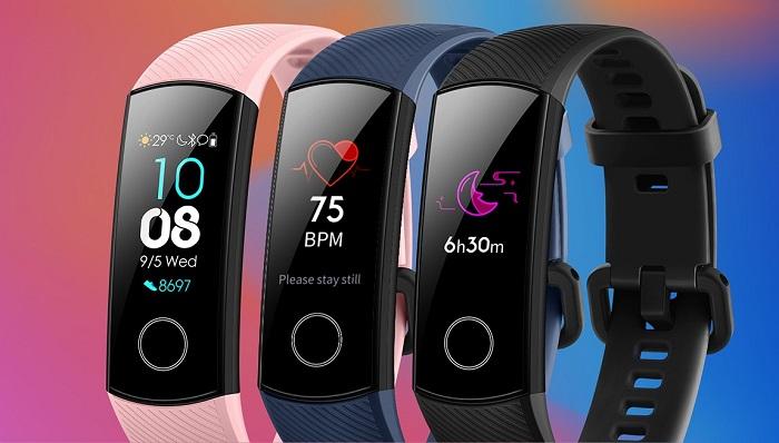 Цена на браслет Huawei Honor Band 4 Черный в магазине Миру Мир