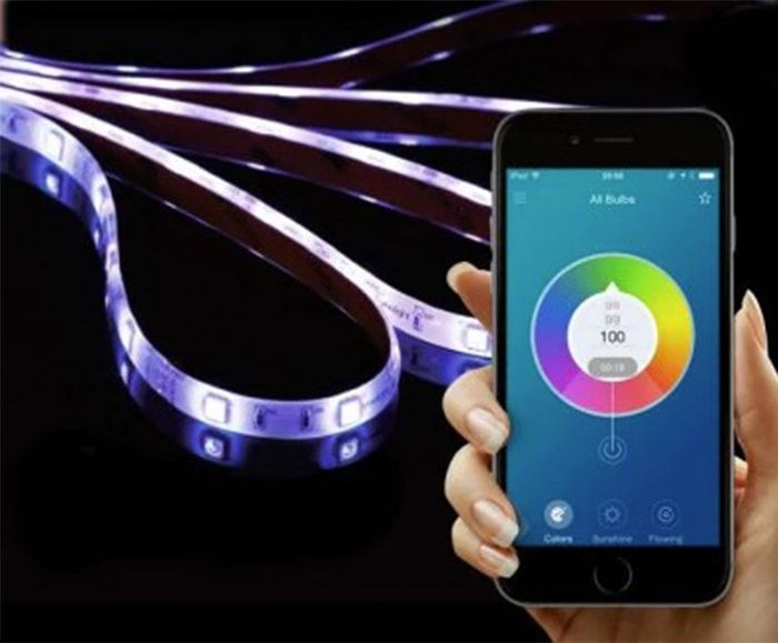 xiaomi yeelight smart led band kaufen 16m farben. Black Bedroom Furniture Sets. Home Design Ideas