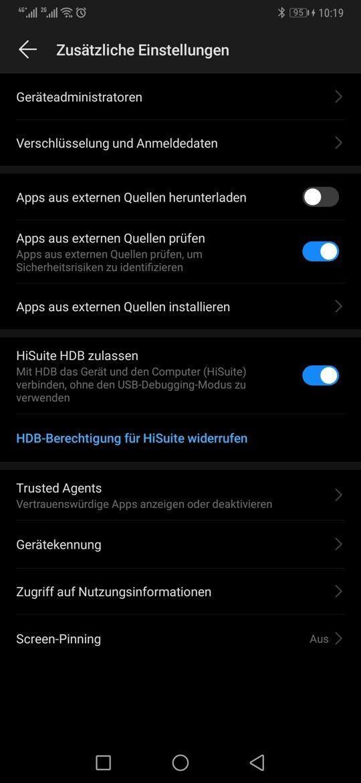 Huawei Mate 30 Pro Google Tutorial 11