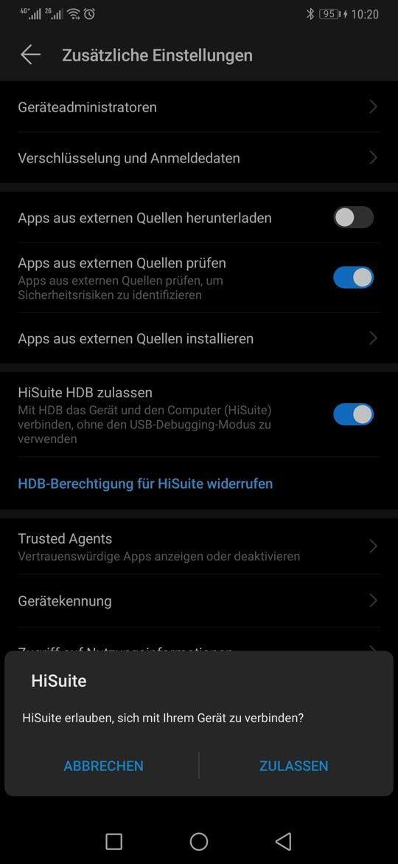 Huawei Mate 30 Pro Google Tutorial 13
