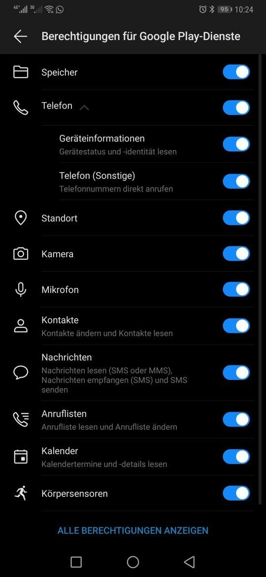 Huawei Mate 30 Google Apps Install 6