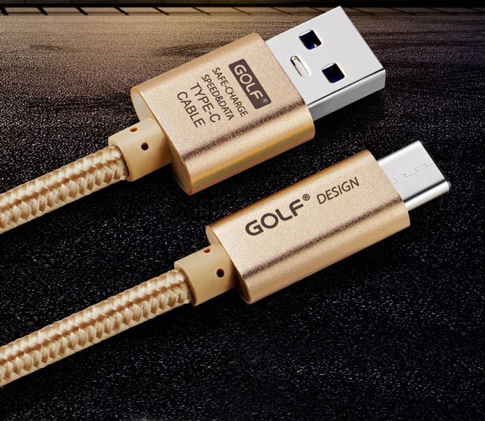 USB Type C Kabel GOLF